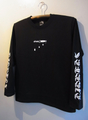 RIPPERS #1 - L/S T-shirt (BLACK)