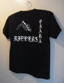 RIPPERS #1 - S/S T-shirt (BLACK)