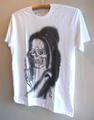TRIUMPH OF DEATH - S/S T-shirt (WHxBK)
