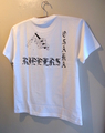 RIPPERS #1 - S/S T-shirt (WHITE)