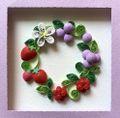 wreath of berry