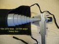 グラスポールファイバー製ポール GRP-100EX(エキストラ)