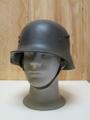 WW1ドイツ軍 なんちゃってDXM18ヘルメット FRP製レプリカ