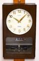 SEIKO SONOLA(トランジスタ柱時計)カレンダー付 昭和40年代前半【W197】