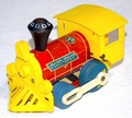 FISHER-PRICE TOYS TOOT-TOOT ENGINE 1964年【S041】