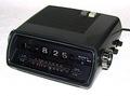 SONY デジタルクロックラジオ ICF-C300 昭和47年【E015】