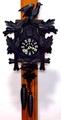 手塚時計 木製鳩時計 POPPO 昭和40年頃【W155】