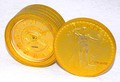 CITIZEN コイン型トラベルクロック 昭和40年代【073】
