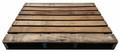 木中古パレットNo150--1400×1100×125