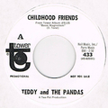 TEDDY AND THE PANDAS / 68 DAYS 'TIL SEPTEMBER