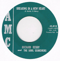RICHARD BERRY AND THE SOUL SEARCHERS / GO GO GIRL