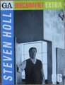 GA DOCUMENT EXTRA 06:スティーブン・ホール