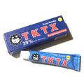 皮膚表面麻酔クリーム 『TKTX』 ブルー 39% 10g