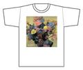 「サニーデイ・サービス Birth of a Kiss Tシャツ」(T-shirt/white)