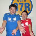 猫魂Tシャツ(青or黒)
