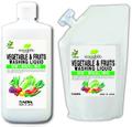 エコシャボン野菜・果物洗い本体詰替セット