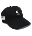 S−BONE LOW CAP (BK)