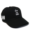 DARK LOW CAP (BK)