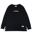 13&BONES L/L SWEAT (BK)