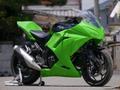 '13~Ninja250 フルカウル&シングルシートset/レース/クイックファスナーver