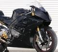 '15~ S1000RR フルカウル/レース/黒ゲル*ファスナー仕様
