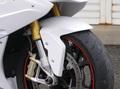 '15~ S1000RR フロントフェンダー/白ゲル