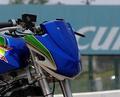 KSR110「Z1000」ビキニカウル/レース/黒ゲル