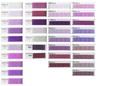 紫・グレー系1000m巻
