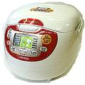 【海外向け】象印 炊飯器 NS-ZLH18-RA (1.8L 1升)