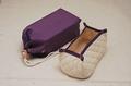 トランギア メスティンTR210用 収納袋セット(紫) 内袋と外袋のセット