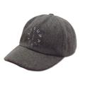 SaturDIY Wool Baseball Cap - SUPPLY&YEILD