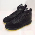 Nike Lunar Force 1 Duck Boots Black
