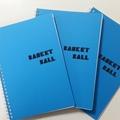 バスケットボールノート【3冊セット】