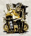 MG・老黄忠 Tシャツ