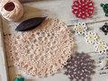 【お教室】タティング・かぎ編み フリー