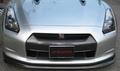 R35 GT-R フロントハーフスポイラー(ウェット カーボン)