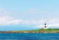 灯台の見える風景 ポストカード (青森・大間崎)
