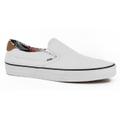 【VANS】 Slip-On 59 Skate Shoes true white/black シューズ