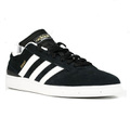 【ADIDAS】 Busenitz Pro Skate Shoes  Black/White/Gold シューズ