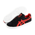 【ASICS】 ONITSUKA TIGER FABRE DC-S BLACK/RED シューズ