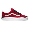 【VANS】 Old Skool Reissue CA Rio Red Suede シューズ