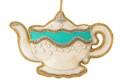 【全国送料520円】F&Mフォートナム&メイソン Cloverleaf Teapot真珠のテイーポットオーナメント