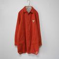21ウェル杢コーデュロイロングシャツ 1515347 日本製 SORTE ソルテ