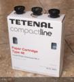 テテナール ラボ用品 フジフロンティア48S互換 1キット