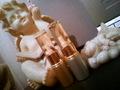 ワイルドベリーの競演☆シャンパンゴールドのイチゴフレグランス☆約7ml