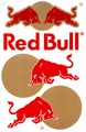 Red Bull レッドブル ステッカー B5 N190
