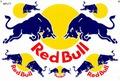 Red Bull レッドブル ステッカー B5 N192