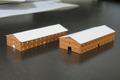《商船/客船EX04》ペーパーキット 「レンガ倉庫」1/700