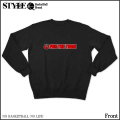 FOR THE TEAM-Sweat(Black)