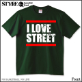 I LOVE STREET-T(Ivy Green)
